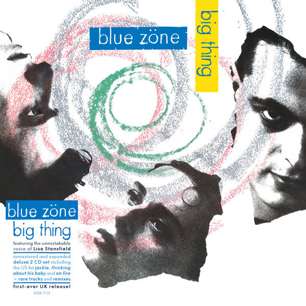 BLUE ZONE - BIG THING (2CD)