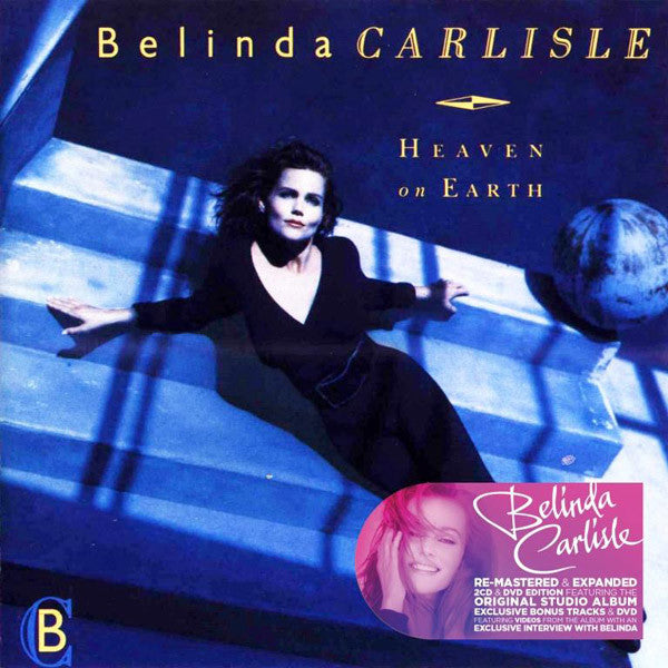 BELINDA CARLISLE - HEAVEN ON EARTH (2CD+DVD)