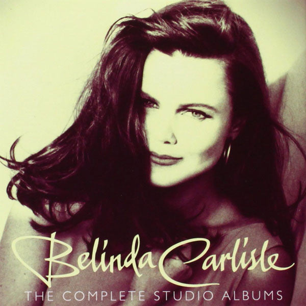 BELINDA CARLISLE - THE COMPLETE STUDIO ALBUMS (7CD)