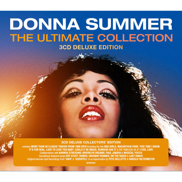 DONNA SUMMER - THE ULTIMATE COLLECTION (3CD)