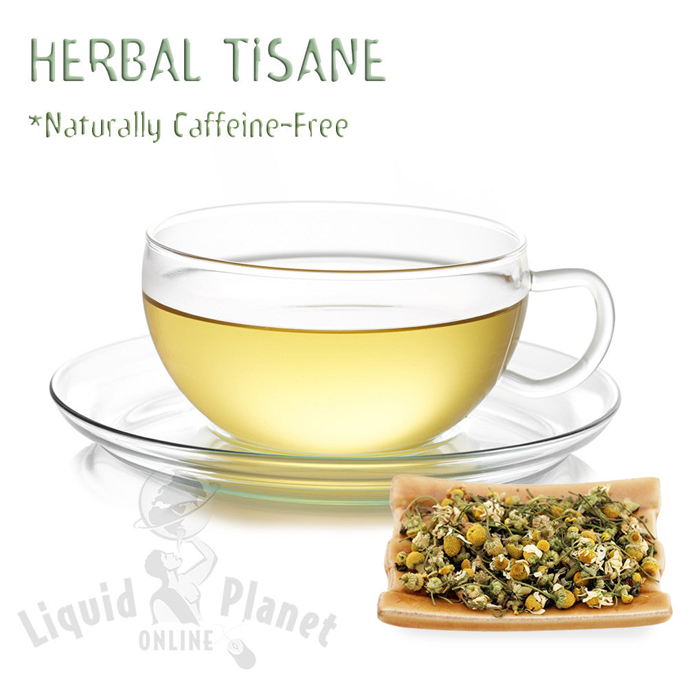Liquid Planet Organic Tea  Chamomile Mint