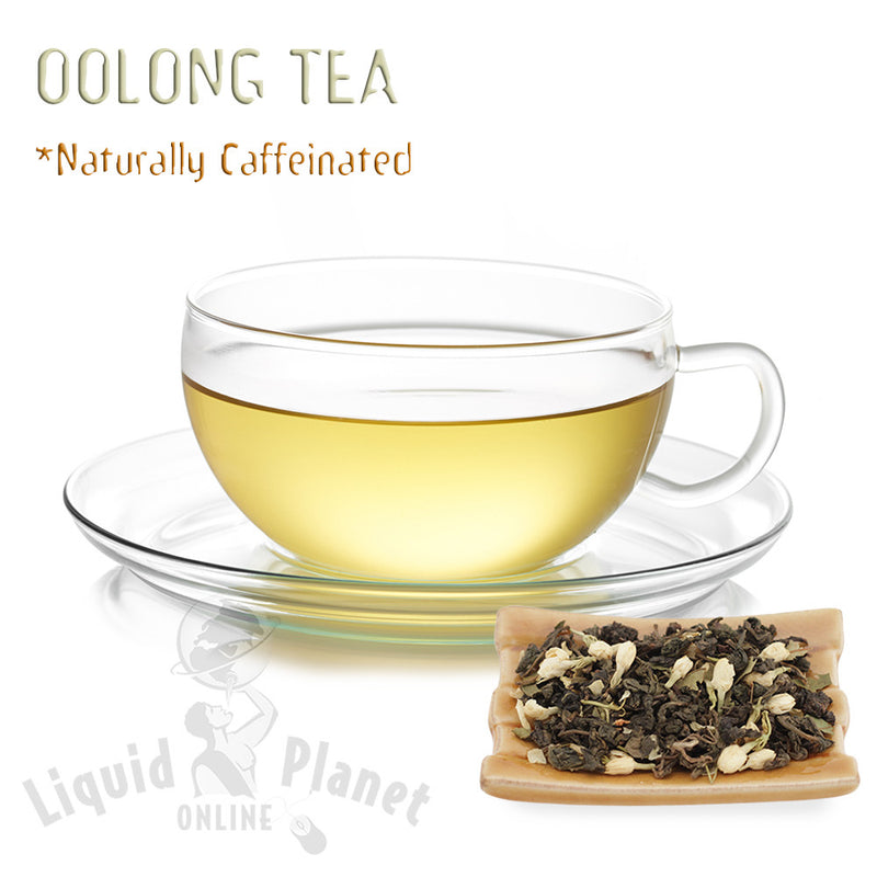 Liquid Planet Organic Tea Citrus Oolong