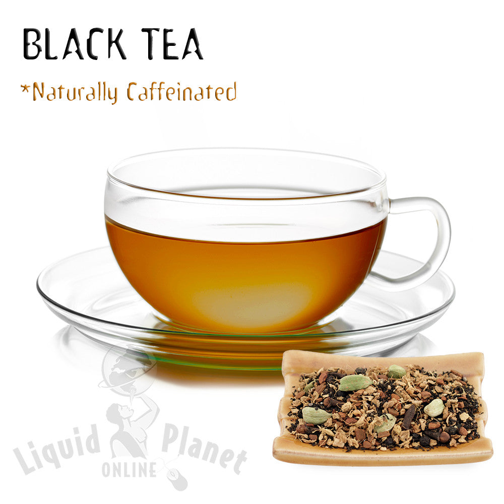 Liquid Planet Organic Tea Mumbai Chai