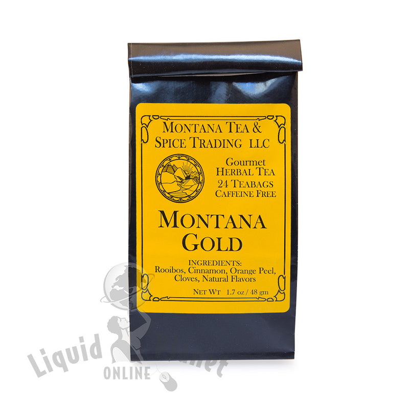 Montana Tea & Spice Herbal Tisanes