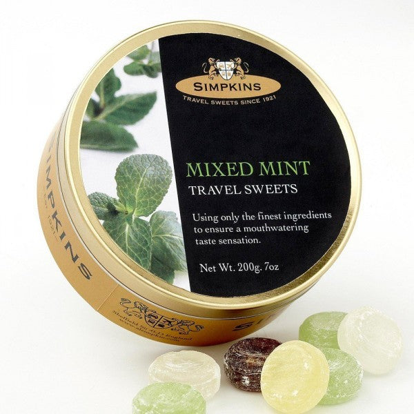 Simpkins Mixed Mint