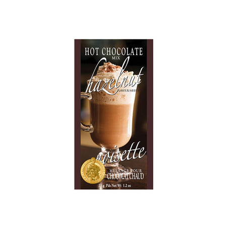 Hazelnut Hot Chocolate Mix