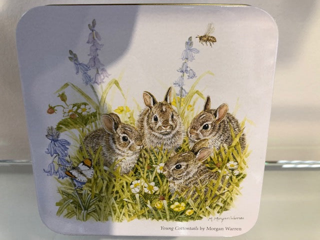 Rogers' Easter Tin