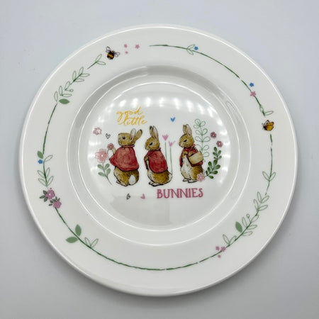Wedgwood, Peter Rabbit Pink Plate