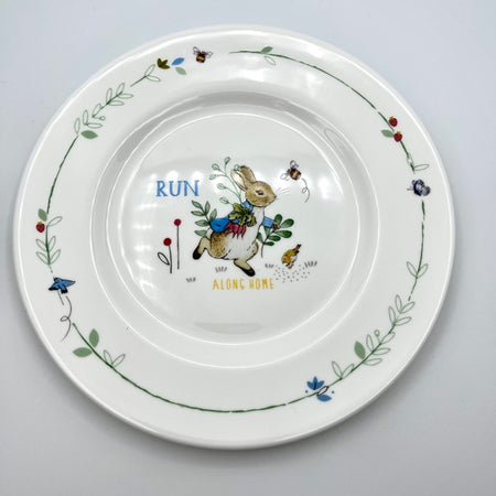 Wedgwood, Peter Rabbit Blue Plate