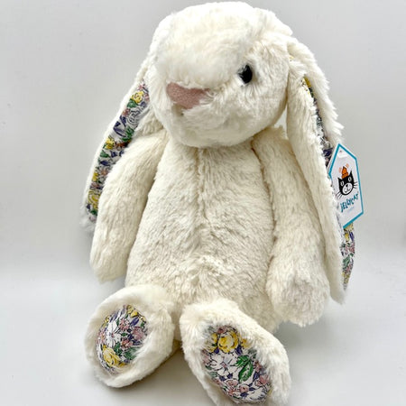 White Medium Blossom, Jellycat