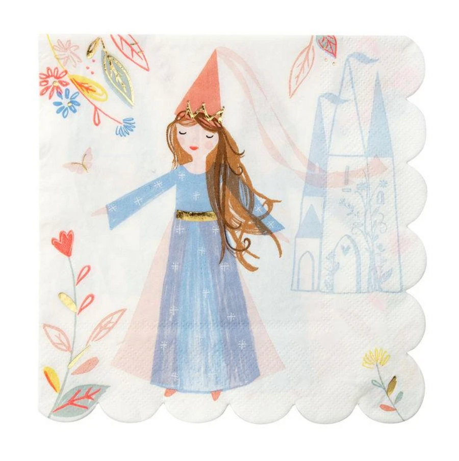 Princess Napkins