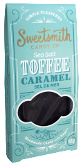 Sea Salt Toffee Caramel