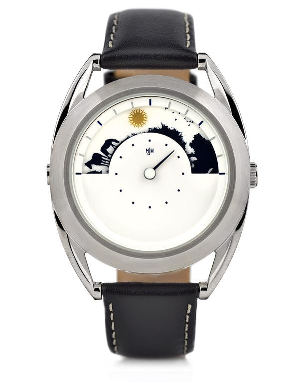 Sun and Moon, Mr Jones Watch, Unisex