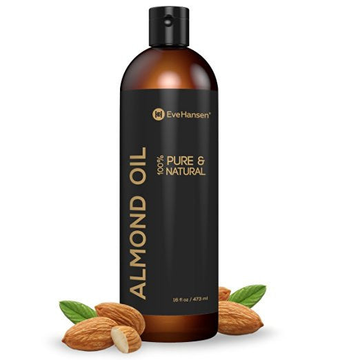 Eve Hansen  SWEET ALMOND OIL 100% Pure & Natural Moisturizer - WeavXtensions