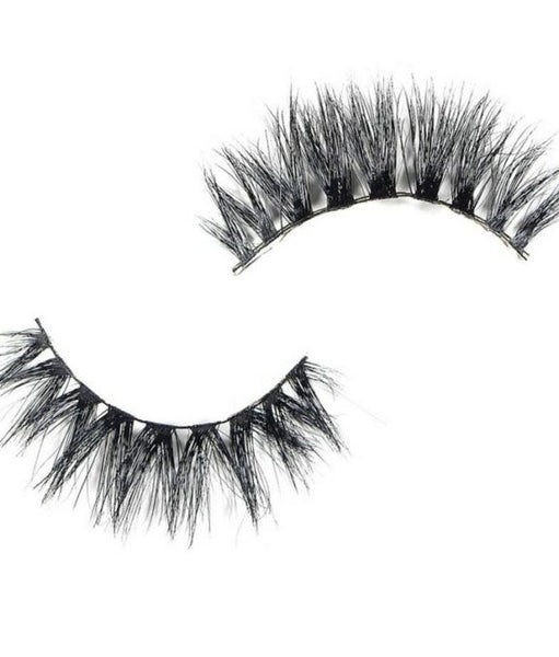 3D Thin Line Mink Lashes – Dubai