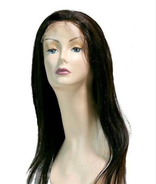 Brazilian Silky Straight Full Lace Wigs