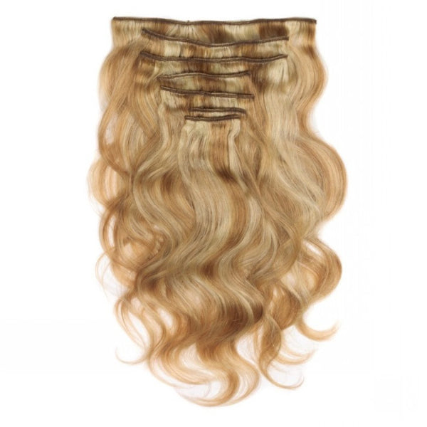10pc. Body Wave Clip In