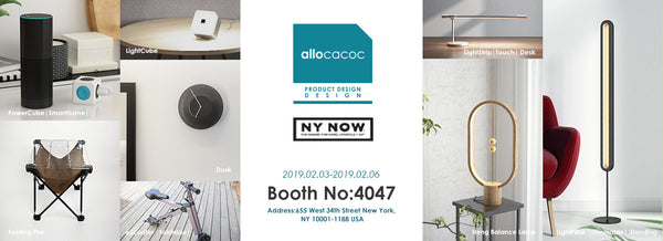 |allocacoc| @ NY NOW 2019