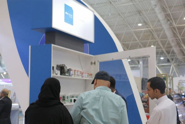 TradeShow in Saudi Arabia