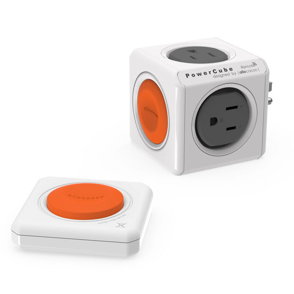 Allocacoc PowerCube® Original |Remote| SET