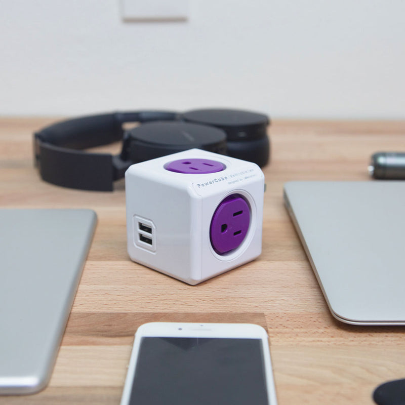 Allocacoc PowerCube® |ReWirable USB|
