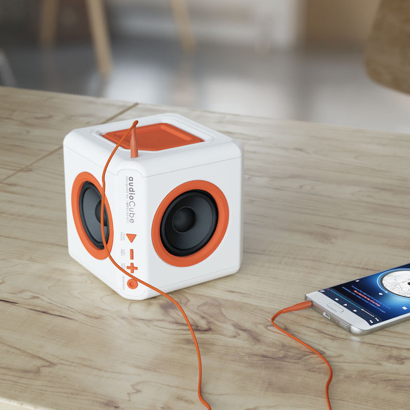 Allocacoc® audioCube|Portable|