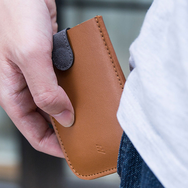 DAX Wallet Microfiber Leather