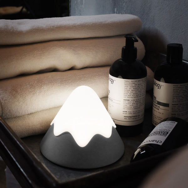 DesignNest® Snow Mountain Lamp