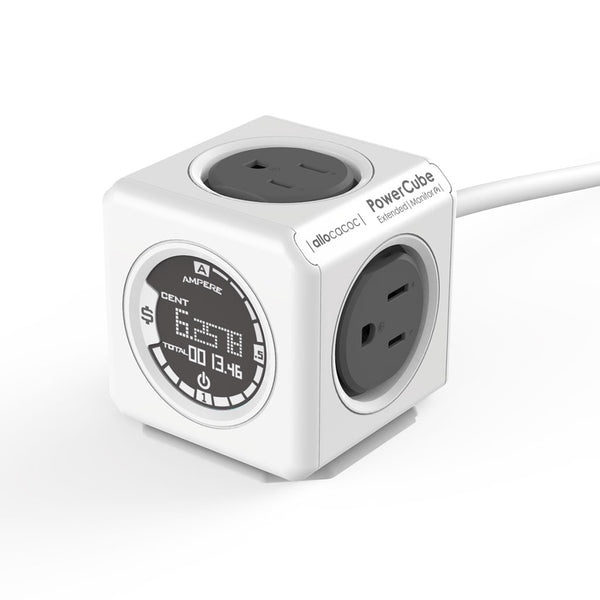 Allocacoc PowerCube® Extended |Monitor|