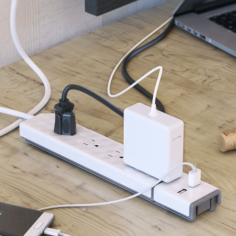Allocacoc® PowerStrip |Modular| 2ft.