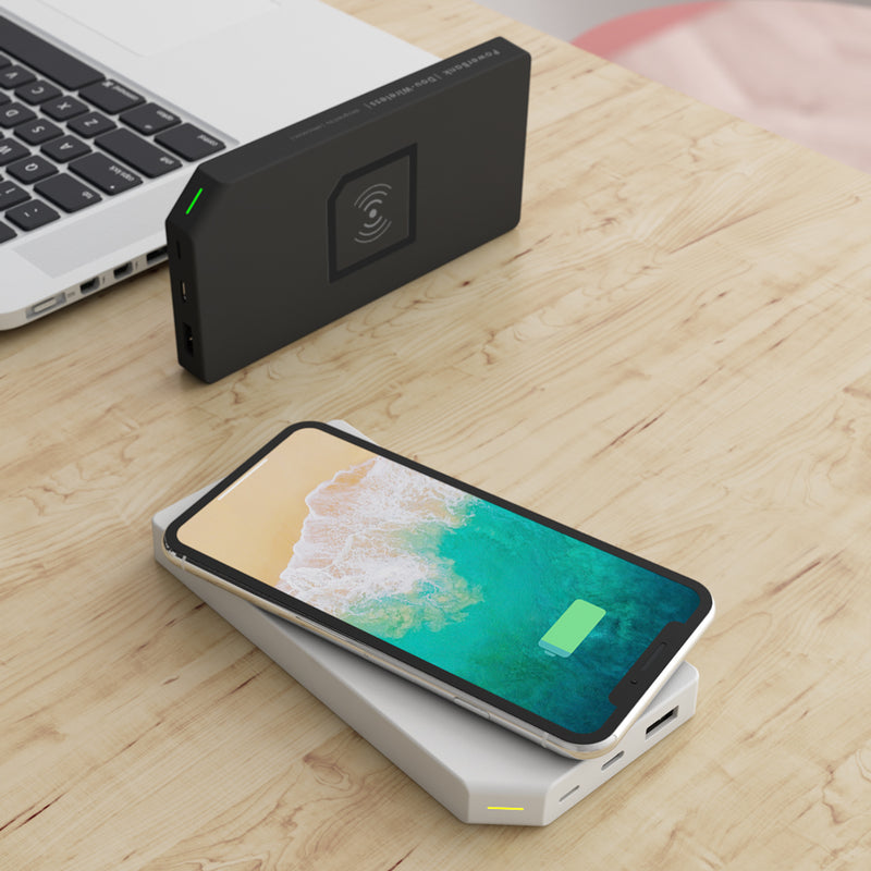 PowerBank |Duo-Wireless|