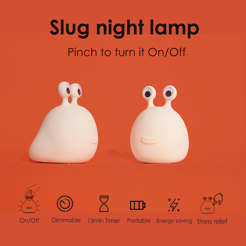 Slug Night Lamp