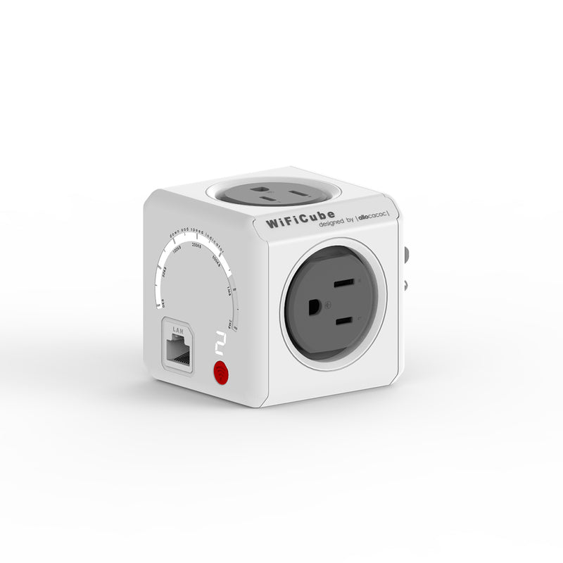 Allocacoc PowerCube® Original |WiFi|
