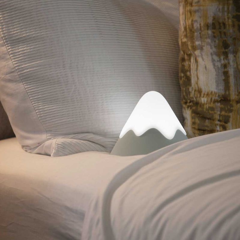 Snow Mountain Lamp