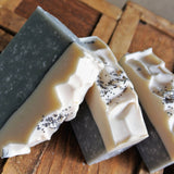 Lady Gray! Artisan Soap Creamy Lather - Coconut Milk - Sea Salt