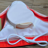 Low Waist Swimming Briefs with or without Pad Push-up Pad
