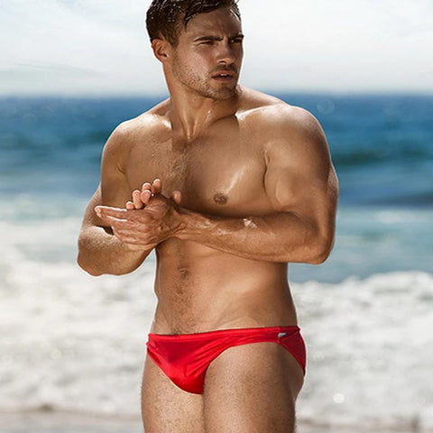 "AUSTINBEM Sexy Swimming Biefs - ""The Little Number Every Man Should Have"""