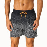 Quick Dry Printed Beach Shorts
