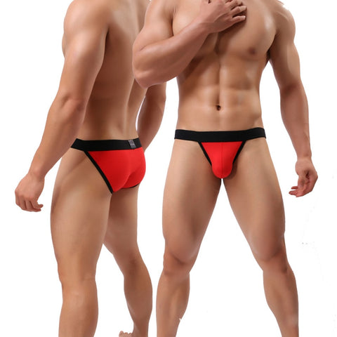 Soft Cotton Low Waist Briefs