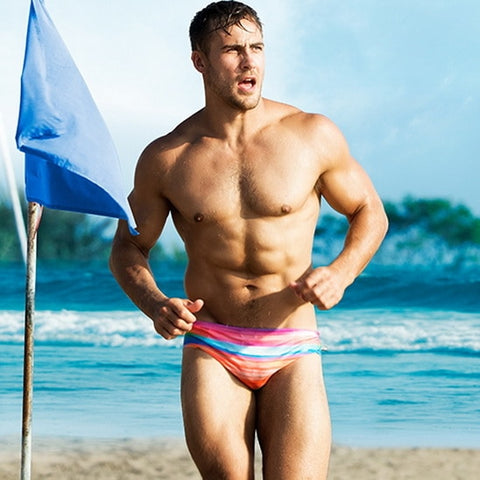 AUSTINBEM  Fashionable Swimming Briefs