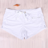 Low Waist Shorts Swimming Boxers