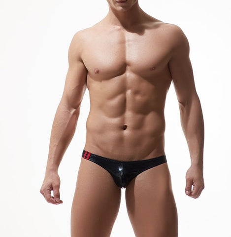 Bikini Briefs with Low-waist Cut