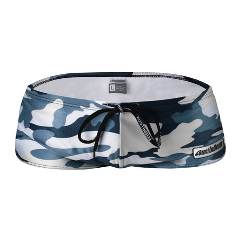 AUSTINBEM Camouflage Swimming Shorts