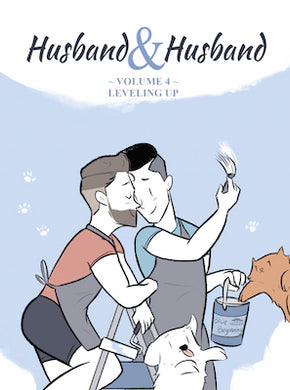 Husband & Husband Comics: Volume 4