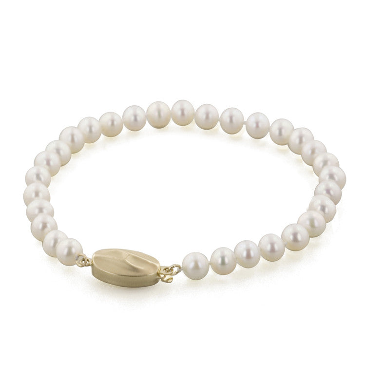 Pearl Bracelet by Joolz Collection