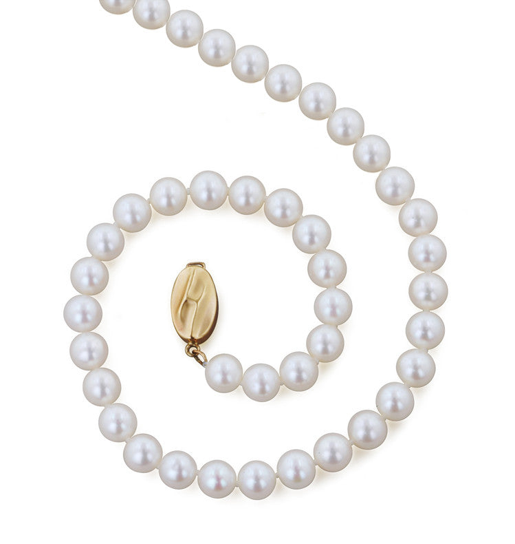 Pearl Necklace by Joolz Collection