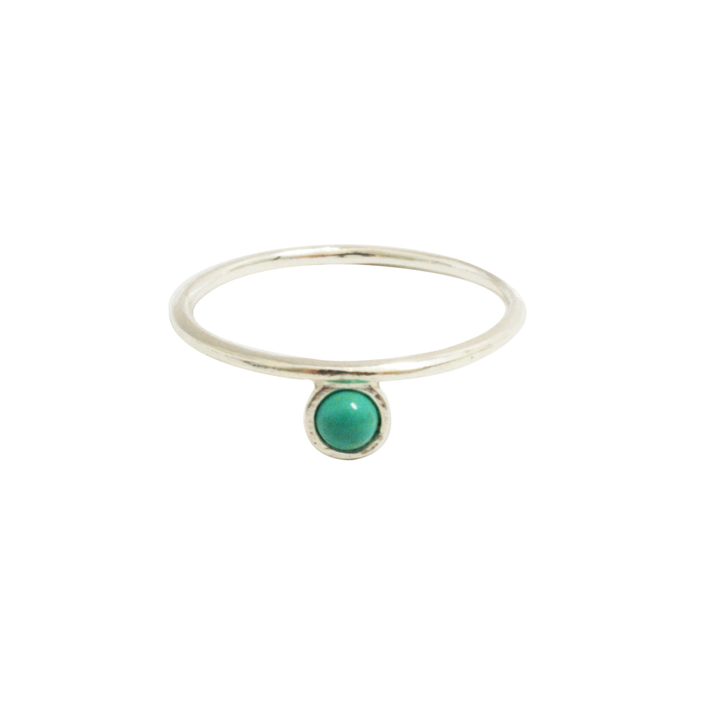 Islet Turquoise ring  by Blair Lim NY