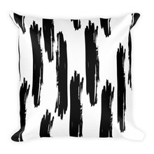 Stripe Mod Square Pillow - PrintfullyYours