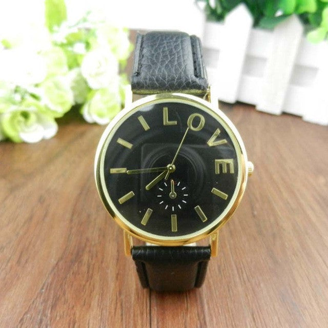 Love Design Watch