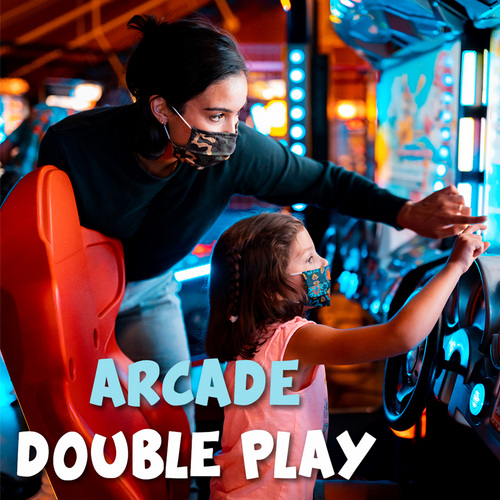 Arcade Double Play - 50% Off